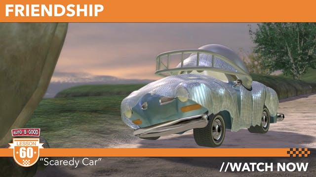 "FRIENDSHIP // ""Scaredy Car"" [60]"