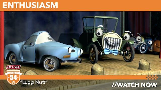 "ENTHUSIASM // ""Lugg Nutt"" [54]"
