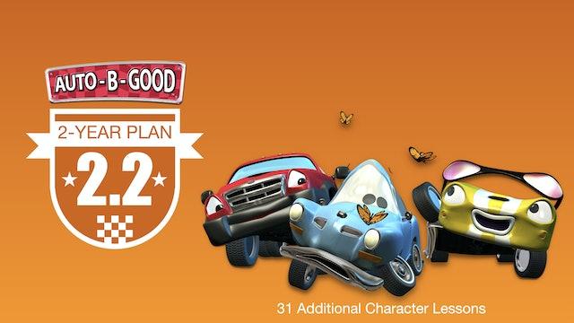 2-Year Lesson Plan // Auto-B-Good™ (YEAR 2)