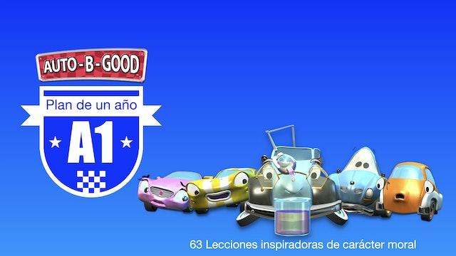 (SPANISH) 1-Year Lesson Plan // Auto-B-Good™