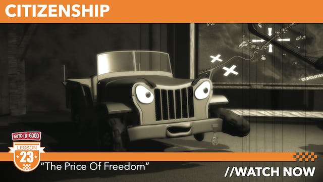 """CITIZENSHIP // """"Price Of Freedom"""" [23]"""
