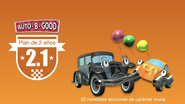 (SPANISH) 2-Year Lesson Plan // Auto-B-Good™ (YEAR 1)