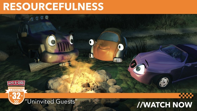 "RESOURCEFULNESS // ""Uninvited Guests"" [32]"