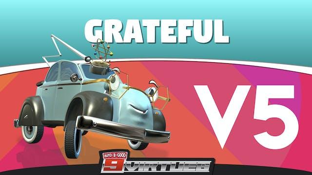 ABG Virtue 5 // GRATEFUL
