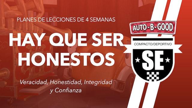 (SPANISH) LET'S BE HONEST // 4 Week Lesson Plan