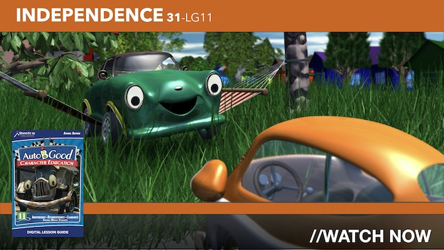 """(Independence) """"Road Test For Maturity"""""""