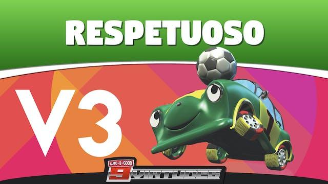 ABG Virtue 3 // RESPECTFUL (Spanish)