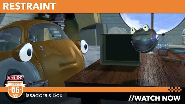 "RESTRAINT // ""Issadora's Box"" [56]"
