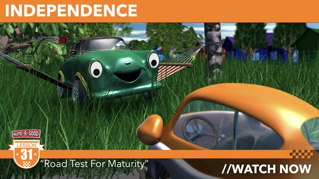 "INDEPENDENCE // ""Road Test For Maturity"" [31]"