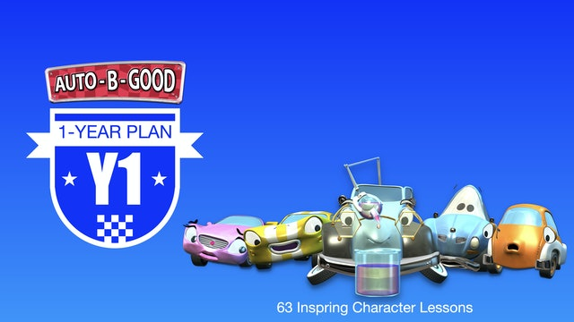 1-Year Lesson Plan // Auto-B-Good™