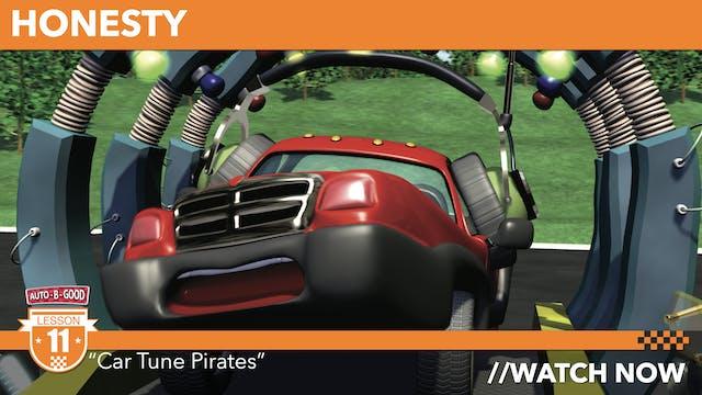 "HONESTY // ""Car Tune Pirates"" [11]"
