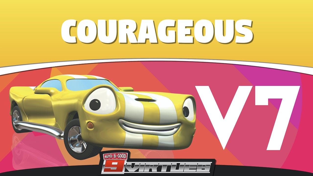 ABG Virtue 7 // COURAGEOUS