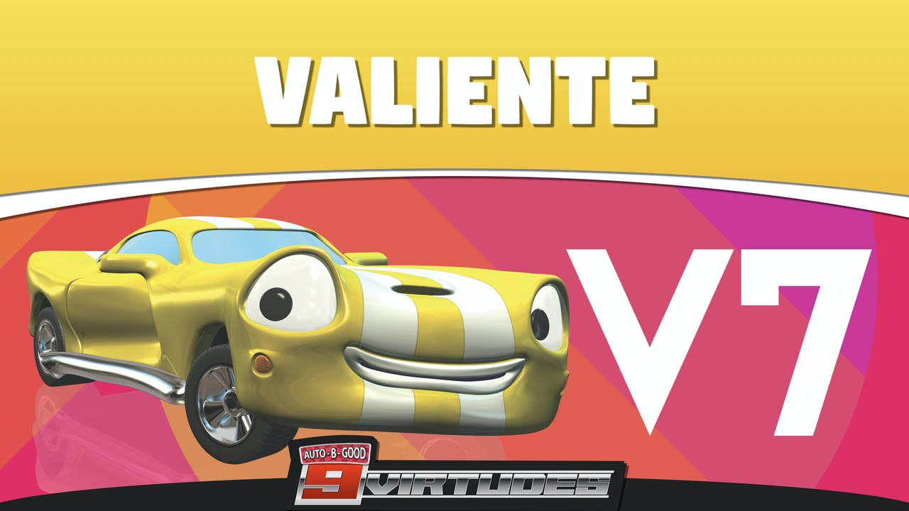ABG Virtue 7 // COURAGEOUS (Spanish)