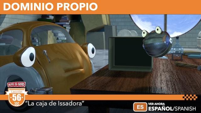"""DOMINIO PROPIO // """"La caja de Issadora"""" [56]"""