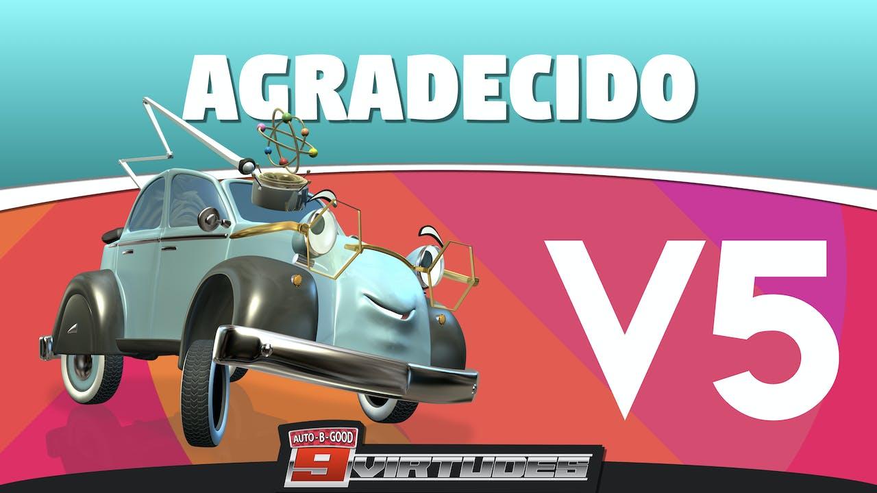 ABG Virtue 5 // GRATEFUL (Spanish)