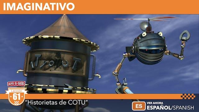 """IMAGINACIÓN // """"Historietas de COTU"""" ..."""