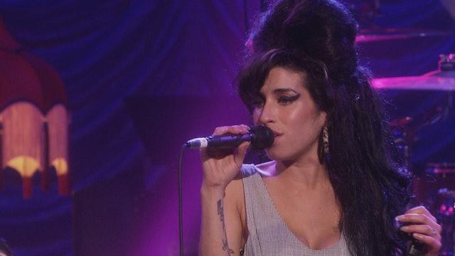 Amy Winehouse Trailer