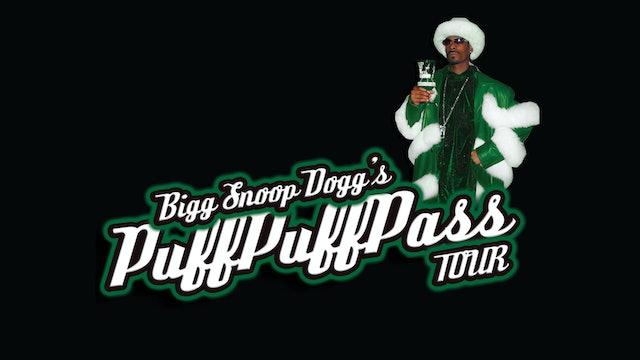 Snoop Dogg: Puff Puff Pass Tour