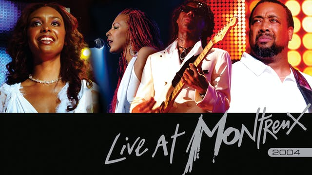 Nile Rodgers: Live in Montreux