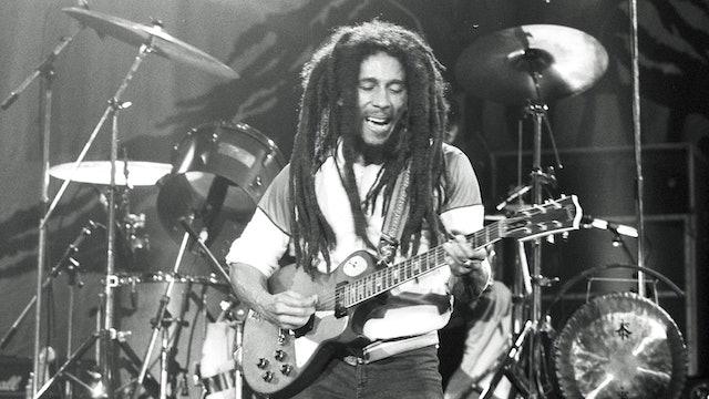Bob Marley Trailer