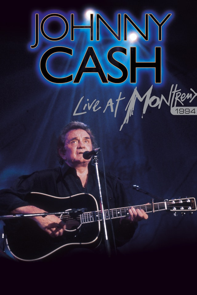 Johnny Cash: Live in Montreux