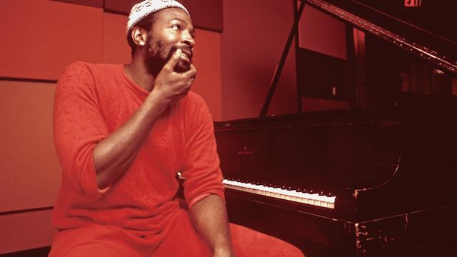 Marvin Gaye: Behind The Legend