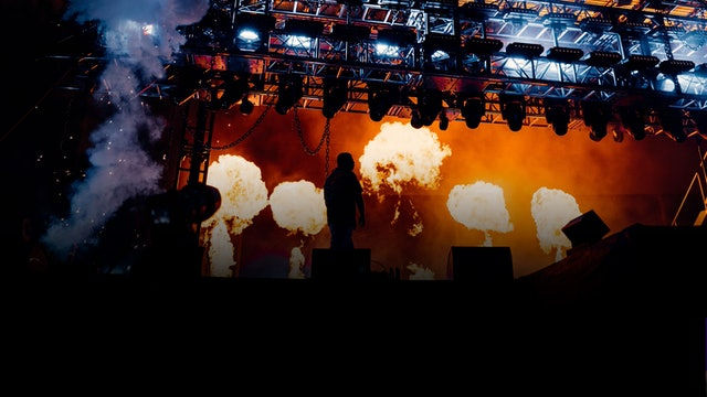 Post Malone Live at Lollapalooza