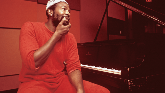 Recently Added: Marvin Gaye