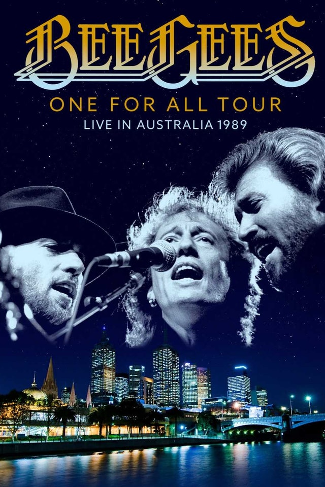 Bee Gees: Live In Australia