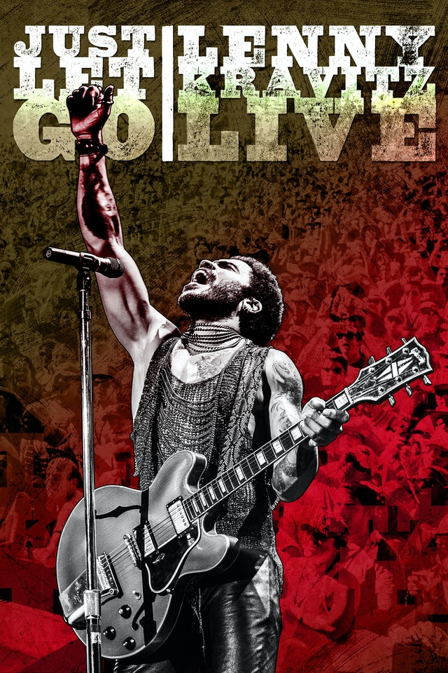 Lenny Kravitz: Just Let Go