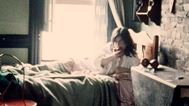 La chambre (Chantal Akerman, 1972)