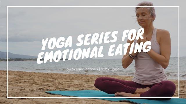 Yoga and Emotional Eating
