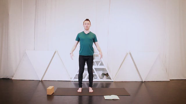 The Morning After (Movement + Meditation)