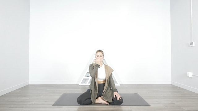 Nadi Shodhana Balance Meditation