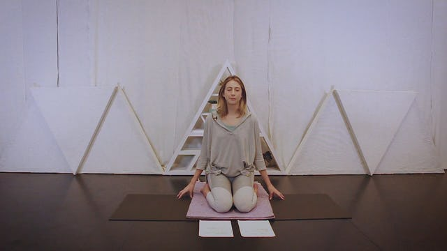 Grounding Yourself Meditation