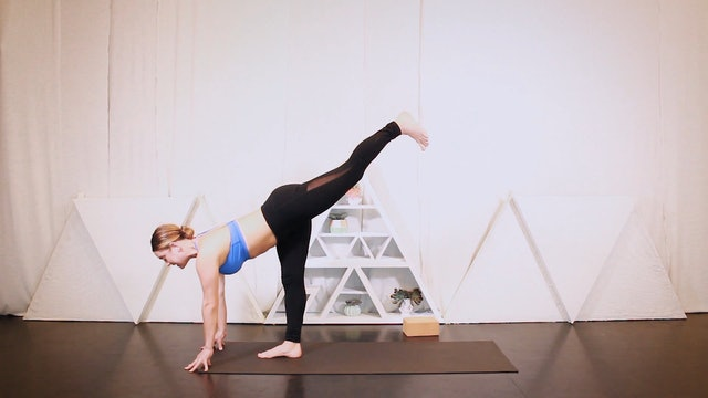 Booty Yoga Workout