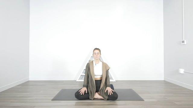 Let It Go Meditation