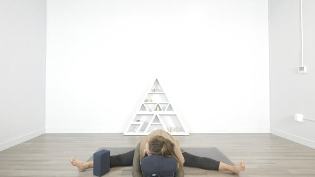 You're Supported: Yin Yoga