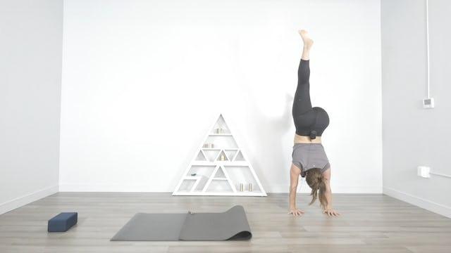 Handstand: Let's Get Upside Down