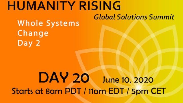 (FREE) DAY 20- Humanity Rising {Globa...