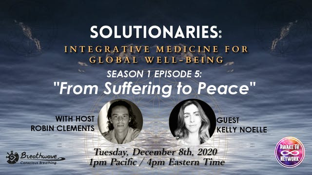 """""""Solutionaries"""" with Robin Clements &..."""