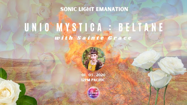"""Sonic Light Emanation - Unio Mystica..."