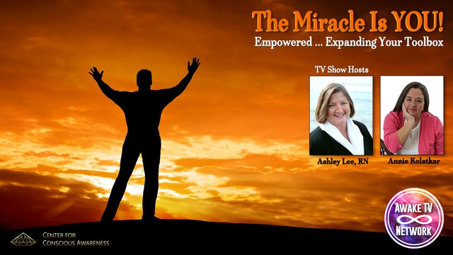 """The Miracle Is YOU!"" with Ashley Lee & Annie Kolatkar S5E8"
