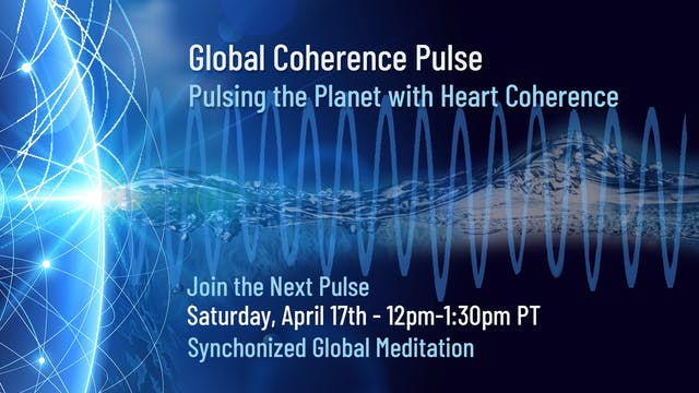 Global Coherence Pulse - Island of Co...