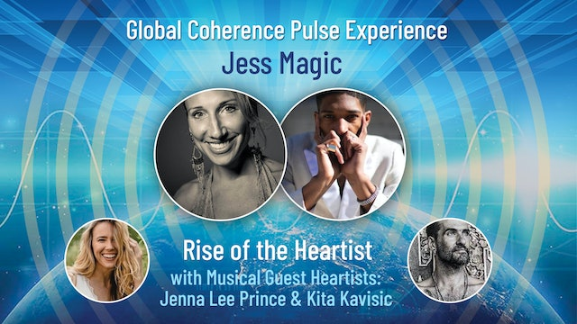 Global Coherence Pulse - Heart-Centered Meditation Event {Session 2} (8-22-2020)