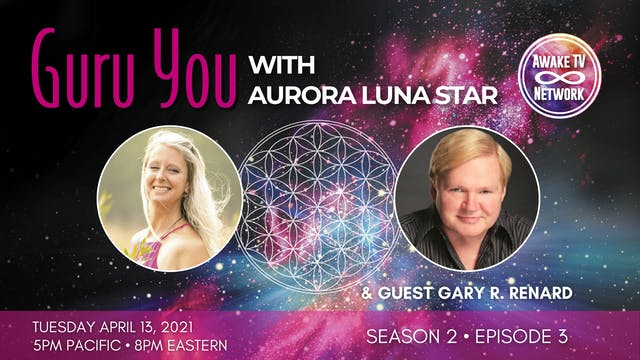 """Guru You"" with Aurora Luna Star & Gu..."