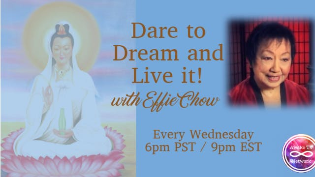 "Dr. Effie Chow ""Dare to Dream and Liv..."