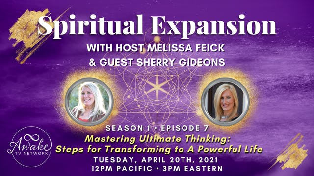 """""""Spiritual Expansion"""" with Melissa Fe..."""