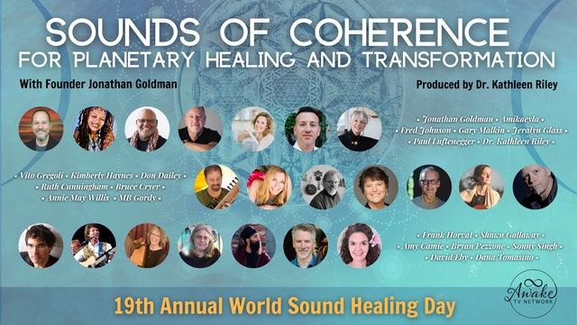 19th Annual World Sound Healing Day ~ Planetary Healing & Transformation in 2021