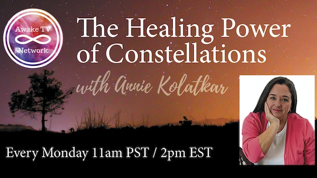 """The Healing Power of Constellations"" with Annie Kolatkar S1E7"